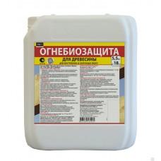 """Огнебиозащита """"МИГ-09"""" 11кг для древесины (НОРТ)"""