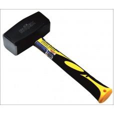 RUTEK Кувалда кованая с пластиковой ручкой 2000гр.