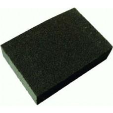 Губка для шлифов. мелкая 100х75х25мм, Р120 (Hobbi)