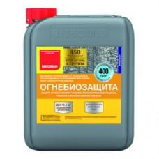 НЕОМИД 450-2 группа  Огнебиозащита 10 кг (бесцветный)