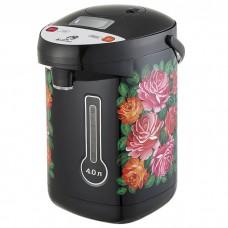 """Чайник-термос  4 л  ВАСИЛИСА ВА-5010 """"Цветы"""": 900 Вт, 3 способа подачи воды (6)"""