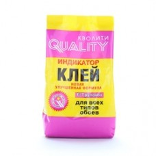 Клей QUALITY индикатор 200 гр (30)