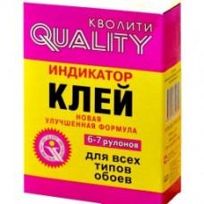 Клей QUALITY (ПАЧКА) индикатор 200 гр  (36)