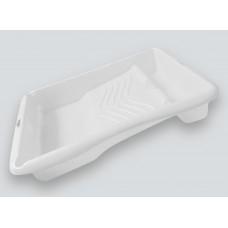 """Ванночка для краски, усиленная  44х32 см, белая, серия """"B.W."""" (15шт/уп)"""