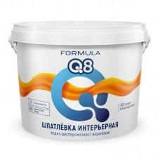 Шпатлевка интер. латекс. полиак. 3 кг Formula/4