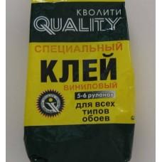 Клей QUALITY спец. винил 200 гр (30)