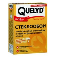 Клей Quеlyd Стеклообои 0,5кг(30шт. Р48) 080010
