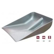 М210 Лопата снеговая (пластик) (уп.5)