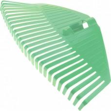 Грабли веерн пластмассовые 26 зуб 430мм*220мм (10)