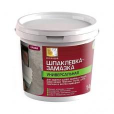 Замазка Коллекция для выбоин и трещин 1,4кг ведро(12)