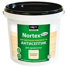 "Антисептик ""Нортекс-Доктор""для древесины 9,5кг"