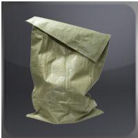 Мешки 55х95 зеленые для уборки строит.мусора 1000/100