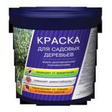 Краска для садовых деревьев 1,5 кг ВД полиакрил.(6