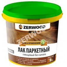 Лак паркетный ZERWOOD LP/акрил 2.5кг (4)