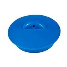 Пробка для ванны резина  синяя г. Чебоксары