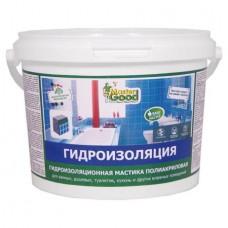 Мастика Гидроизоляционная 3 кг HydroБарьер  MASTER GOOD