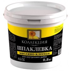 Шпаклёвка масляно-клеев 1,5 кг (Ижевск) (12)