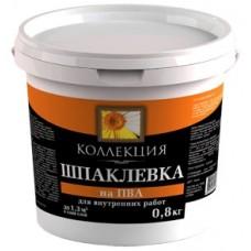Шпаклёвка на ПВА 0,8 кг (Ижевск) (18)