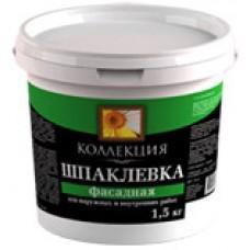 Шпаклёвка фасадная 1,5 кг (Ижевск) (12)