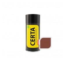 Аэрозольная эмаль коричневая 520 мл Церта,термо, 500°С