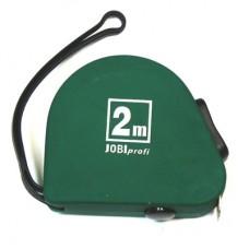 Рулетка 2м Jobi (К)