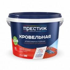 Краска кровельная акрил. красн-корич. 10 кг RAL-3011