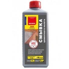 НЕОМИД 560 Смывка цементного налета 1 литр концентрат 1:10