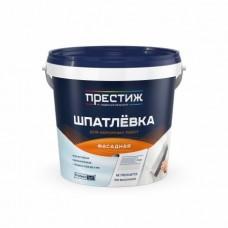 Шпатлевка акриловая фасадная 1,5 кг Престиж