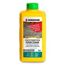 Уничтожитель плесени ZERWOOD UP-1 1л.канистра/6