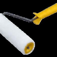 """* Валик """"Для Лака"""" 180мм,велюр, ручка 6мм, ворс 5мм,(велюр 50 (шерсть50%) (55шт/уп)(Новосиб)"""