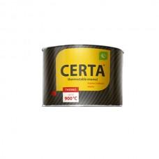 Эмаль черная 0,4 кг Церта, термо, 800°С (30)