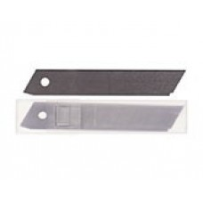 Лезвия д/ножей,7 сегмент.18х100мм 10шт. (Hobbi)