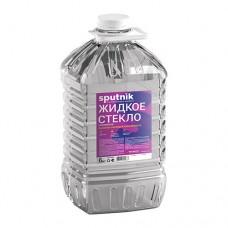 Жидкое стекло 6 кг Спутник Ижевск (уп 4)