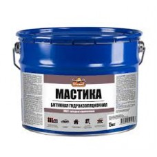 Мастика Битумная Гидроизолирующая 1,8 кг МБГ ОПТИЛЮКС /6