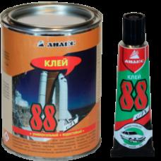 Клей 88М (фасов.), 1л (0,88кг) (6) АНЛЕС