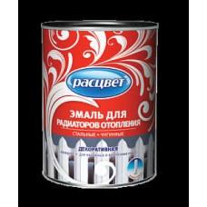 """""""Расцвет"""" 0,5 кг д/радиаторов белая (8)"""