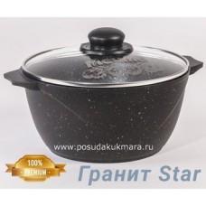Кастрюля 4 л Гранит star 44803  (5)