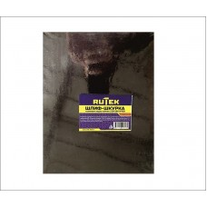 Шлиф-шкурка тканевая водостойкая 230*280 №80 (10/20)RUTEK цена за 1 шт.