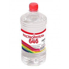 ГОСТ 646  (0,5л) Растворитель ХимАвто (25)