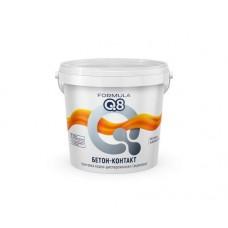 Бетон-контакт воднодисперс.полиакр. 1,4кг Formula/8