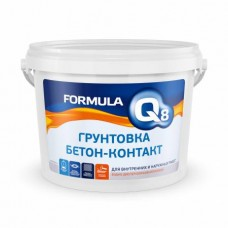 Бетон-контакт воднодисперс.полиакр. 3 кг Formula/4