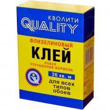 Клей QUALITY (ПАЧКА) флизелин 200 гр (36)